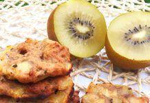 como hacer Galletas de avena y kiwi receta