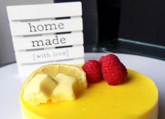 """como hacer Tarta de queso y limón saludable """"Cheesecake&lemon FIT"""" receta"""
