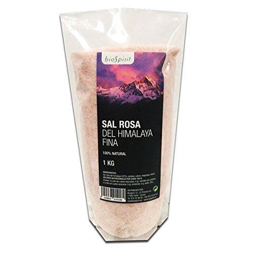 BioSpirit - Sal Rosa del Himalaya Fina - 1 kg