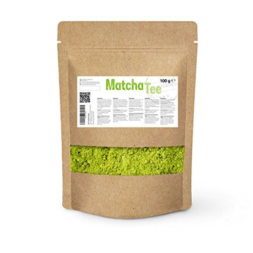 NATURACEREAL Matcha Té verde en polvo 100 gr.